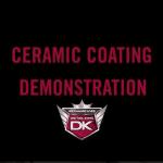 Ceramic Coating Demonstration Video