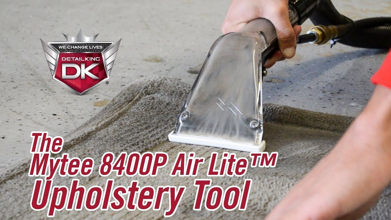 The Mytee 8400P Air Lite™ Upholstery Tool – Detail King