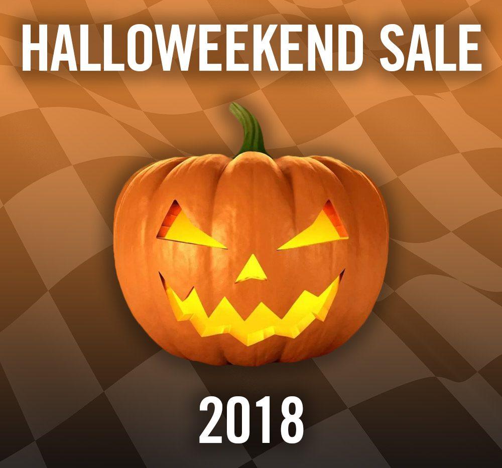Halloweekend Sale 2018