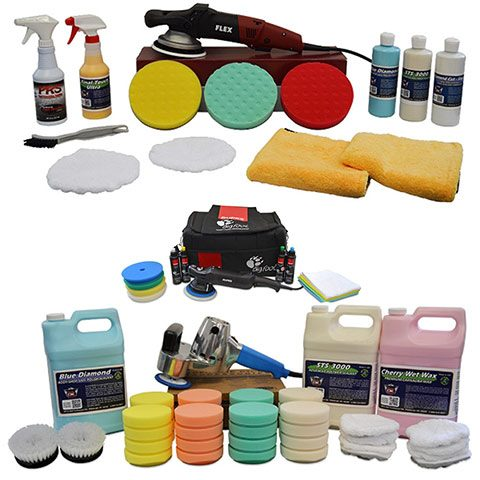 Car Detailing Equipment for Auto Detailers - Detail King