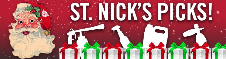 St. Nick's Picks
