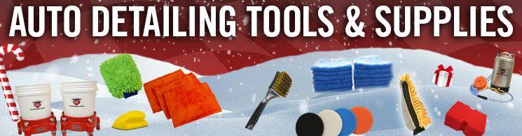 Auto Detailing Tools & Supplies