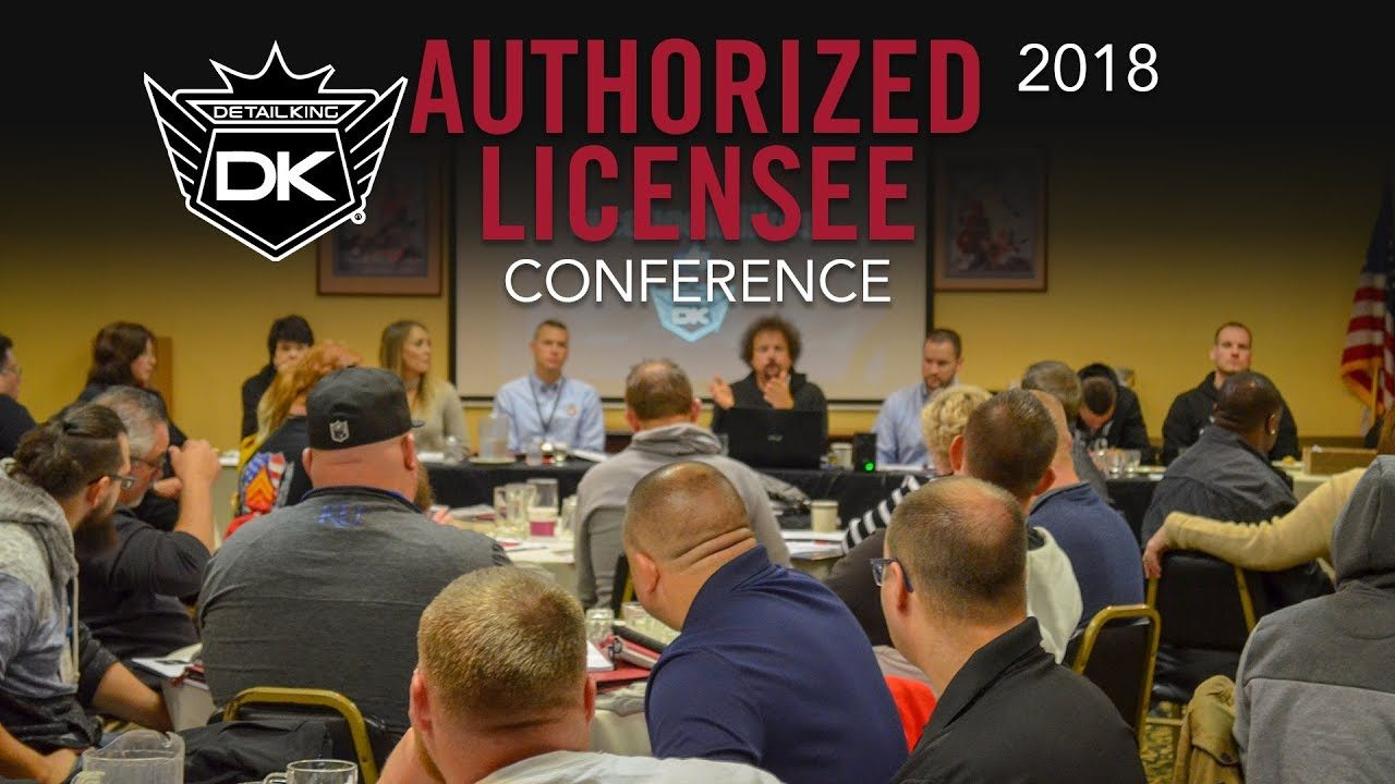 2018 Authorized Licensee Conference