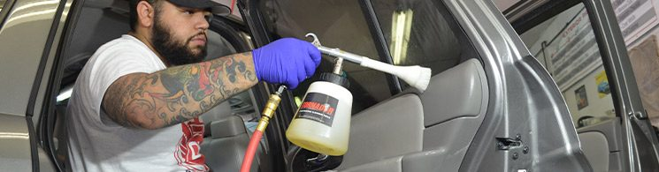 Auto Detailing Training Classes
