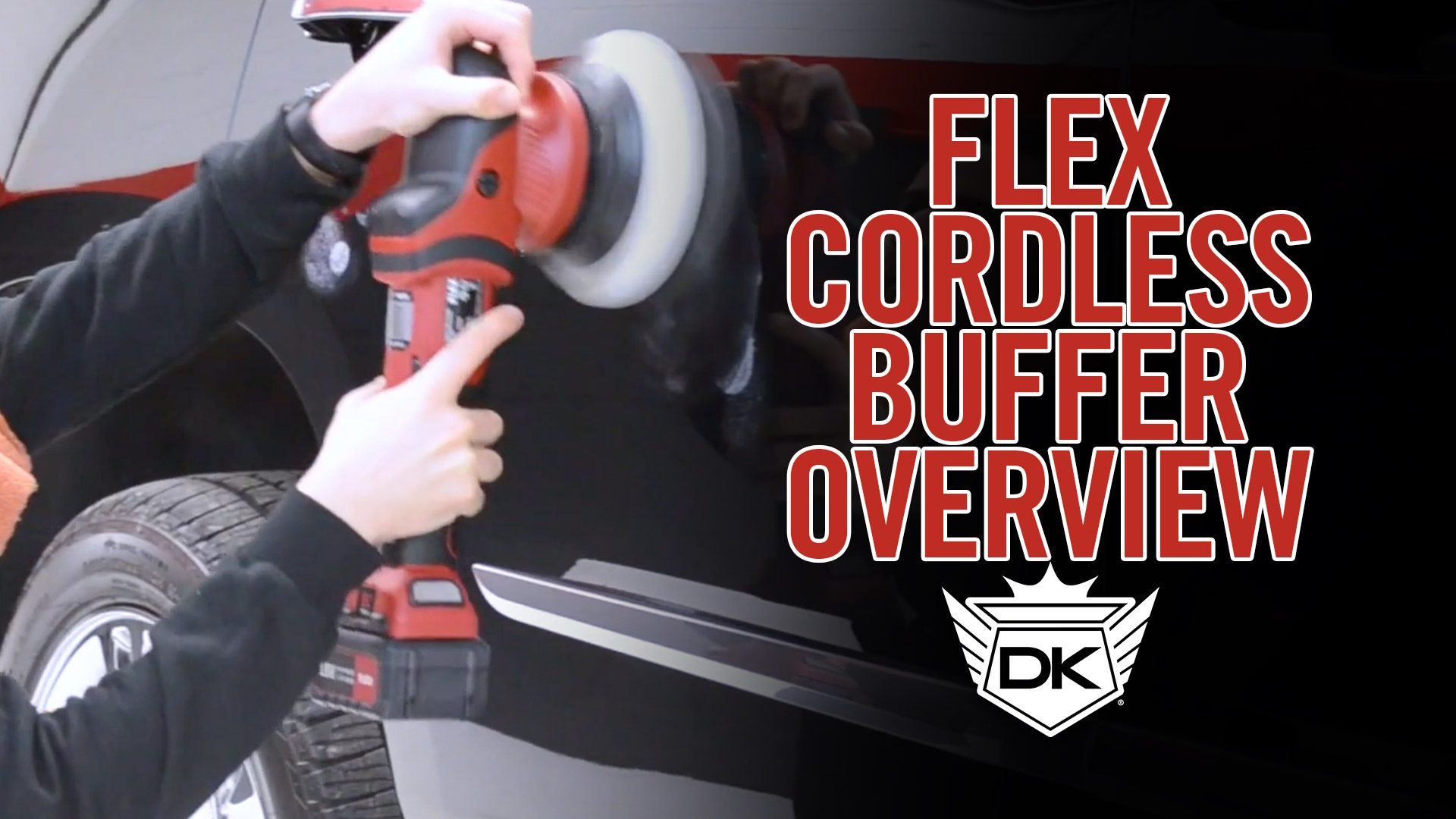 Flex XFE 7-15 150 Cordless Buffer – Overview