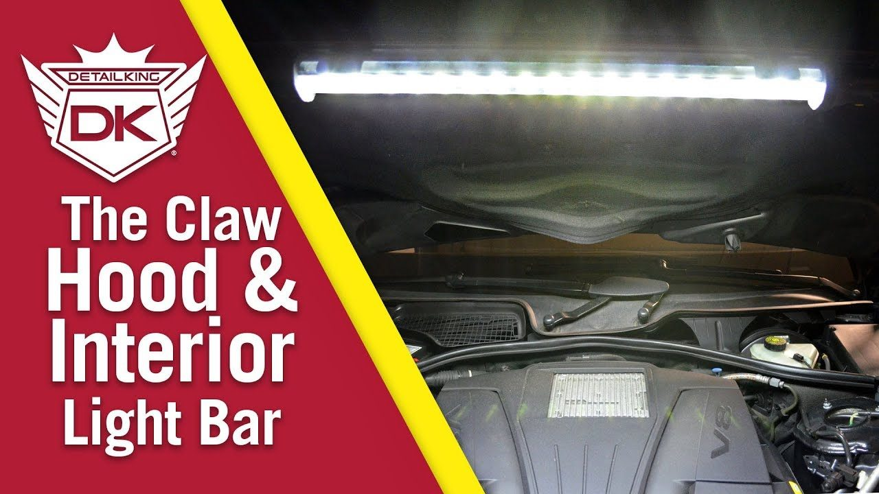 The Claw LED Light Bar