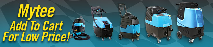 Mytee Carpet Extractors Low Price