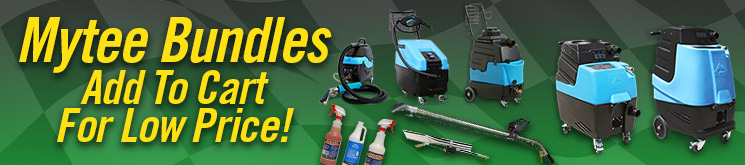 Mytee Heated Carpet Extractor Bundles