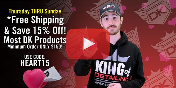 Valentine's Day Sale! – *Free Shipping & Save 15% Off! Most DK Products*