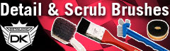 Detail & Scrub Brushes