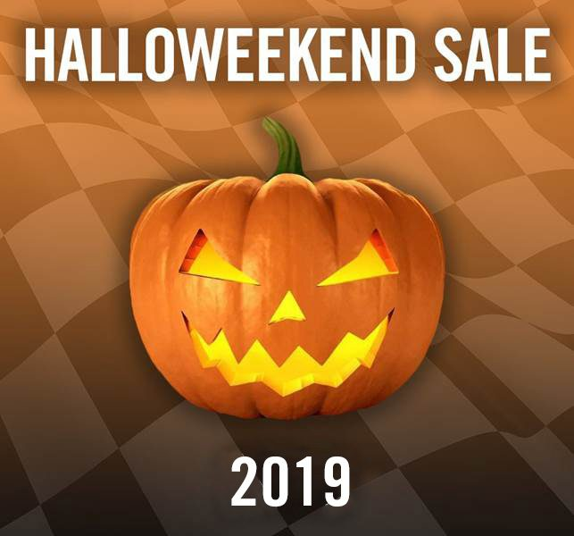 Halloweekend Sale 2019