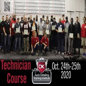 October 2020 Technician Seminar