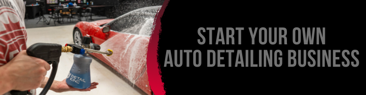 Auto Detailing Start Up Kits