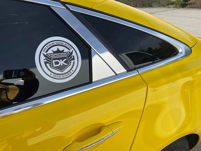 Certified Car Detailer